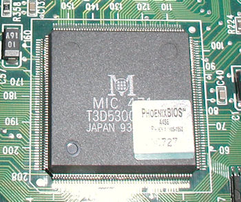 Dell Dimension 66 mHZ 486 CPU