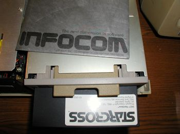 InfoCom Starcross for Rainbow Disk