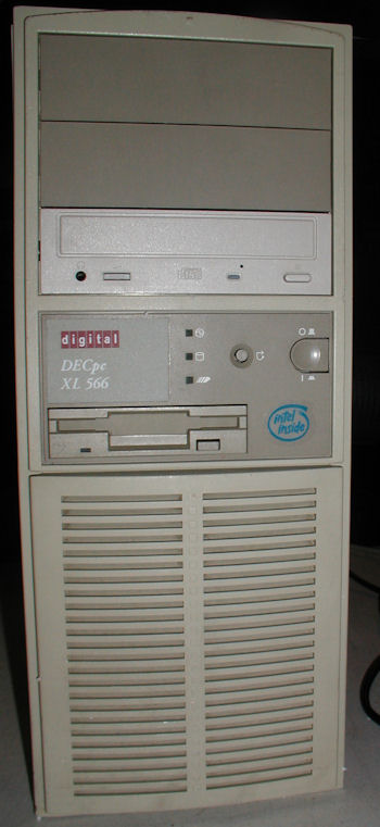 Digital DECpc XL 566