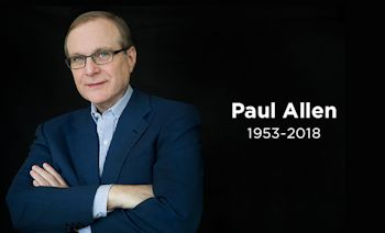 Paul Allen Microsoft co-founder