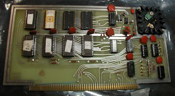 Processor Technologies PTCO 2KR0 1702A S-100 ePROM card.